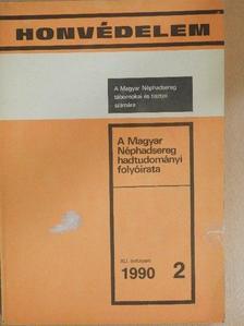 Borsits László - Honvédelem 1990/2 [antikvár]