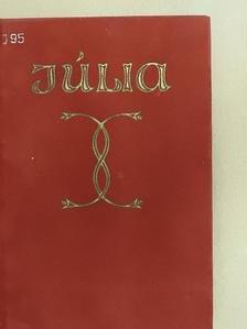 Arany János - Júlia [antikvár]