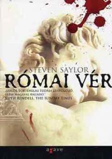 Steven Saylor - Római vér