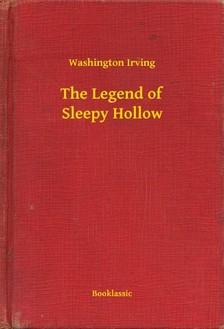 Washington Irving - The Legend of Sleepy Hollow [eKönyv: epub, mobi]