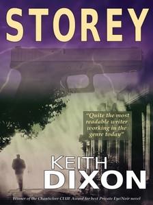 Dixon Keith - Storey - A Crime Novel [eKönyv: epub, mobi]