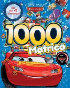 Verdák 3. - 1000 matrica