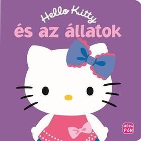 Hello Kitty és az állatok pancsolókönyv