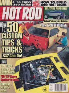 Jeff Smith - Hot Rod 1996. October [antikvár]