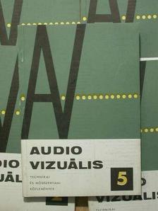 Csató István - Audio-vizuális technikai és módszertani közlemények 1968. (nem teljes évfolyam) [antikvár]
