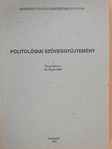 Arend Lijphart - Politológiai szöveggyűjtemény [antikvár]