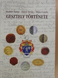 Bodnár Tamás - Gesztely története [antikvár]