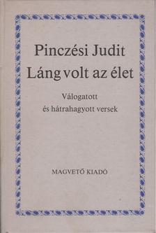 Pinczési Judit - Láng volt az élet [antikvár]