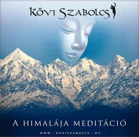 A HIMALÁJA MEDITÁCIÓ - KÖVI SZABOLCS - CD -