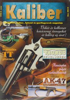 Kalmár Zoltán - Kaliber 1998/8. [antikvár]