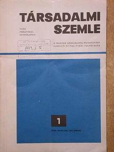 Benke Valéria - Társadalmi Szemle 1973. január-december [antikvár]