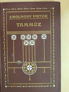 Cholnoky Viktor - Tammúz [antikvár]