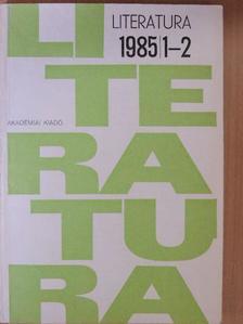 Aczél Géza - Literatura 1985/1-2 [antikvár]