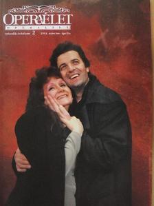 Dalos László - Operaélet 1993. március-április [antikvár]
