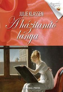 Julie Klassen - A házitanító lánya [eKönyv: epub, mobi]