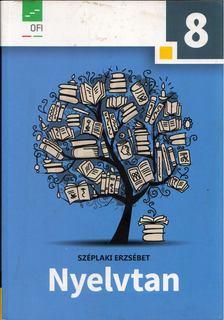 SZÉPLAKI ERZSÉBET - Nyelvtan 8. Tankönyv a 8. évfolyam számára [antikvár]