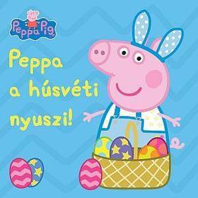 Peppa malac - Peppa a húsvéti nyuszi!