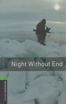 Alistair MacLean - Night Without End [antikvár]