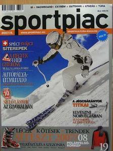 Andreasson Rikard - Sportpiac 2007/6. [antikvár]