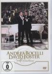 MY CHRISTMAS DVD ANDREA BOCELLI, DAVID FOSTER