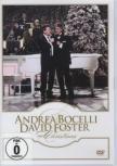 MY CHRISTMAS DVD ANDREA BOCELLI, DAVID FOSTER