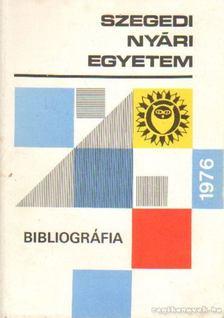 N. Bizony Mária, Kunos Miklósné- Novák Ákos dr. - Bibliográfia 1976 [antikvár]