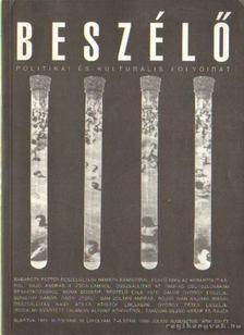 Kiss Ilona - Beszélő 1998. július-augusztus 7-8. szám [antikvár]