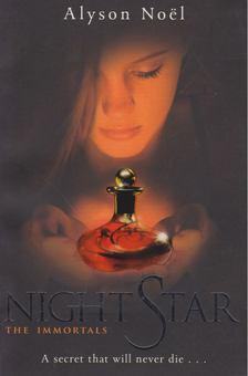 Alyson Noël - Night Star [antikvár]
