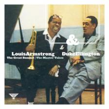 ARMOSTRONG & ELLINGTON - THE GREAT SUMMIT CD ARMOSTRONG & ELLINGTON
