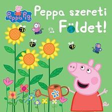 Peppa malac - Peppa szereti a Földet!