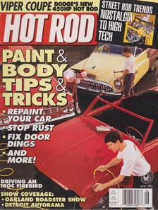 Jeff Smith - Hot Rod 1996. June [antikvár]