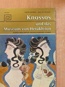 Costis Davaras - Knossos und das Museum von Herakleion [antikvár]