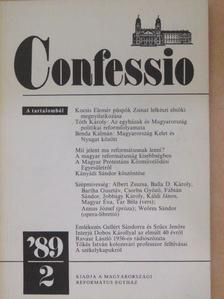 Albert Gábor - Confessio 1989/2 [antikvár]