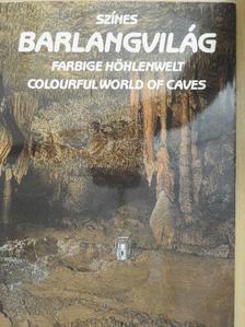 Hazslinszky Tamás - Színes barlangvilág [antikvár]