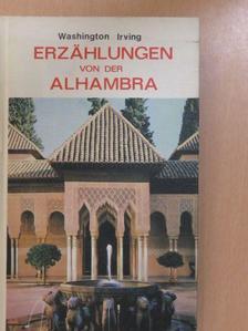 Washington Irving - Erzählungen von der Alhambra [antikvár]