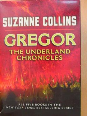 Suzanne Collins - Gregor: The Underland Chronicles 1-5. [antikvár]