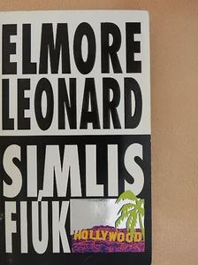 Elmore Leonard - Simlis fiúk [antikvár]