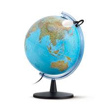 Földgömb FALCON 40 cm - világító, nagyítós
