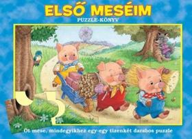 Első meséim puzzle-könyv
