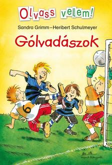 Sandra Grimm - Gólvadászok - Olvass velem!