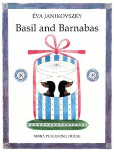 JANIKOVSZKY ÉVA - Basil and Barnabas [eKönyv: epub, mobi]