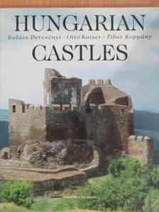 Dercsényi Balázs - Hungarian Castles [antikvár]