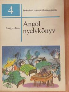 Medgyes Péter - Angol nyelvkönyv 4. [antikvár]