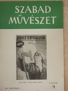 A. Szkorcov - Szabad Művészet 1951. szeptember [antikvár]