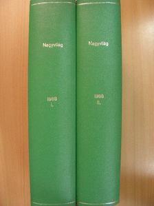 Pomogáts Béla - Nagyvilág 1988. január-december I-II. [antikvár]
