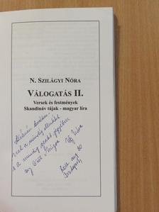 N. Szilágyi Nóra - Válogatás II. (dedikált példány) [antikvár]