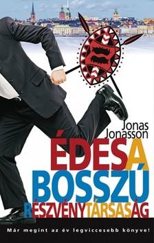Jonas Jonasson - Édes a Bosszú Részvénytársaság [eKönyv: epub, mobi]