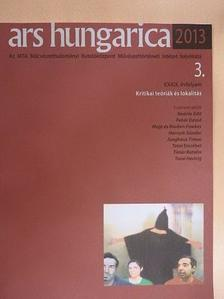 András Edit - Ars Hungarica 2013/3. [antikvár]