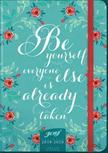 16083 - JOY Calendar B6 - 2020 Be Yourself! 19704699