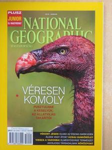 Elizabeth Royte - National Geographic Magyarország 2016. január [antikvár]